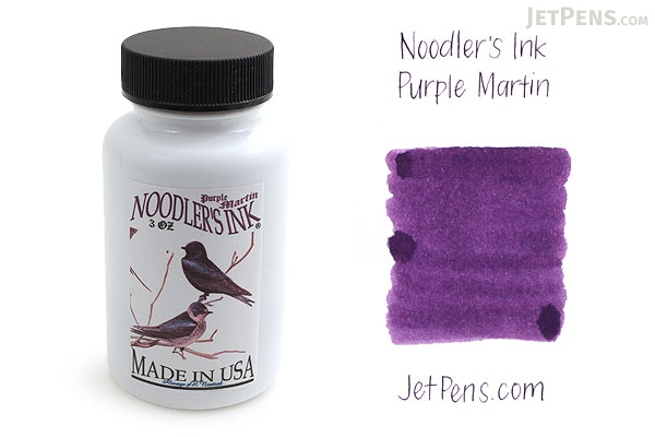 Noodler's Purple Martin Ink - 3 oz Bottle - NOODLERS 19041