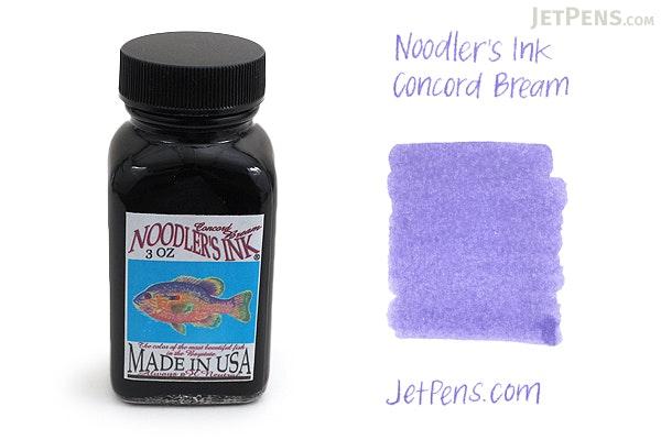 Noodler's Concord Bream Ink - 3 oz Bottle - NOODLERS 19043