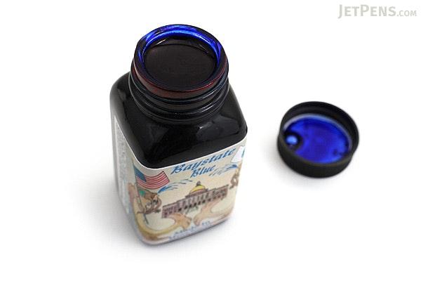 Noodler's Baystate Blue Ink - 3 oz Bottle - NOODLERS 19048