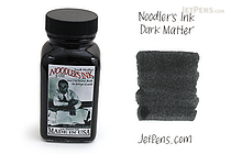 Noodler's Dark Matter Ink - 3 oz Bottle - NOODLERS 19052