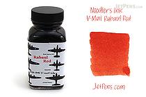 Noodler's V-Mail Rabaul Red Ink - 3 oz Bottle - NOODLERS 19058