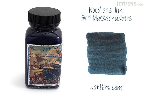 Noodler's 54th Massachusetts Ink - 3 oz Bottle - NOODLERS 19071