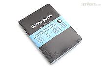 Doane Paper Grid + Lines Utility Notebook - Large - Pack of 3 - DOANE PAPER 008
