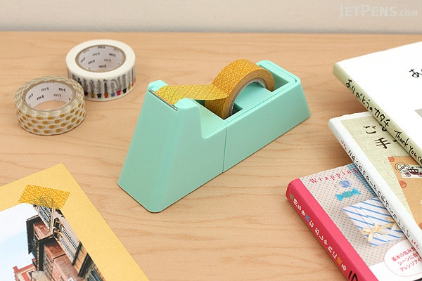 Sun-Star LaCut Tape Dispenser with Magnet - Yellow - SUN-STAR S4832450