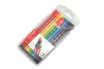 Stabilo Pen 68 Marker - 1.0 mm - 10 Color Set - STABILO 6810 PL