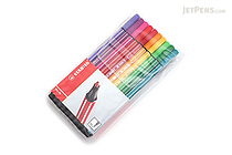 Stabilo Pen 68 Marker - 1.0 mm - 20 Color Set - STABILO 6820 PL