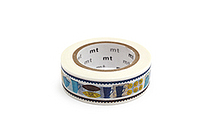 MT Almedahls Washi Tape - Kafferepet (Coffee Time) - 15 mm x 10 m - MT MTALME01Z