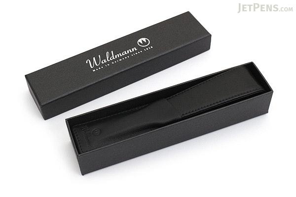 Waldmann Leather Pouch for 1 Pen - WALDMANN 0135