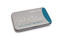 Pelikan Edelstein Fountain Pen Ink Collection Cartridge - Aquamarine - Pack of 6 - PELIKAN 300100