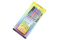 Sakura Gelly Roll Classic Gel Pen - Medium Point - 5 Color Set - SAKURA 37461