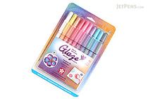 Sakura Glaze Gel Pen - 10 Color Set - SAKURA 38370