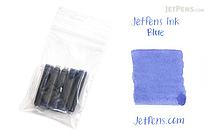JetPens Blue Ink - 5 Cartridges - JETPENS FP-2 C-BL