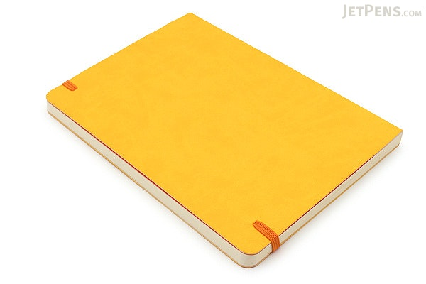 Rhodia Rhodiarama Softcover Notebook - A5 - Lined - Silver - RHODIA 117401