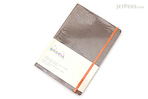 Rhodia Rhodiarama Softcover Notebook - A5 - Lined - Taupe - RHODIA 117404
