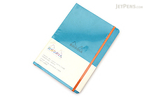 Rhodia Rhodiarama Softcover Notebook - A5 - Lined - Turquoise - RHODIA 117407