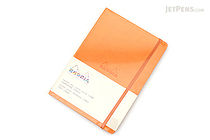 Rhodia Rhodiarama Softcover Notebook - A5 - Lined - Orange - RHODIA 117415