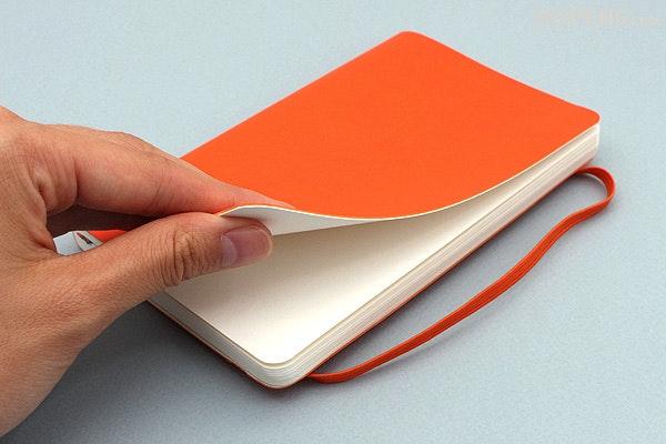 Leuchtturm1917 Softcover Pocket Notebook - A6 - Black - Plain - LEUCHTTURM1917 305477