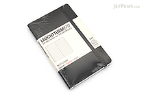 Leuchtturm1917 Softcover Pocket Notebook - A6 - Black - Ruled - LEUCHTTURM1917 306017