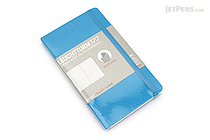 Leuchtturm1917 Softcover Pocket Notebook - A6 - Azure - Ruled - LEUCHTTURM1917 349275