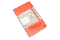 Leuchtturm1917 Softcover Pocket Notebook - A6 - Orange - Ruled - LEUCHTTURM1917 349281