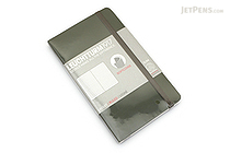 Leuchtturm1917 Softcover Pocket Notebook - A6 - Army - Ruled - LEUCHTTURM1917 349287