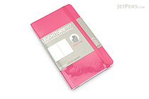 Leuchtturm1917 Softcover Pocket Notebook - A6 - New Pink - Plain - LEUCHTTURM1917 349292