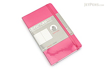 Leuchtturm1917 Softcover Pocket Notebook - A6 - New Pink - Ruled - LEUCHTTURM1917 349293