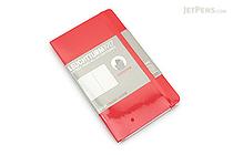 Leuchtturm1917 Softcover Pocket Notebook - A6 - Red - Ruled - LEUCHTTURM1917 349310