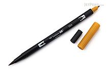 Tombow ABT Dual Brush Pen - 026 - Yellow Gold - TOMBOW AB-T026