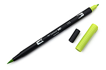 Tombow ABT Dual Brush Pen - 133 - Chartreuse - TOMBOW AB-T133