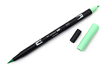 Tombow ABT Dual Brush Pen - 243 - Mint - TOMBOW AB-T243