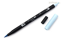 Tombow ABT Dual Brush Pen - 491 - Glacier Blue - TOMBOW AB-T491