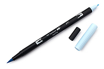 Tombow ABT Dual Brush Pen - 491 - Glacier Blue - TOMBOW AB-T491