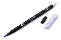 Tombow ABT Dual Brush Pen - 620 - Lilac - TOMBOW AB-T620
