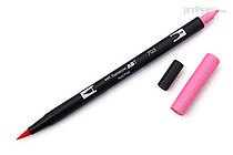 Tombow ABT Dual Brush Pen - 703 - Pink Rose - TOMBOW AB-T703