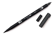 Tombow ABT Dual Brush Pen - N35 - Cool Gray 12 - TOMBOW AB-TN35