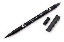 Tombow ABT Dual Brush Pen - N35 - Cool Gray 12 - TOMBOW AB-TN35