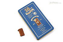 Traveler's Notebook Mini 10th Anniversary Set - Camel Leather - Blue Can - TRAVELER'S 15197006