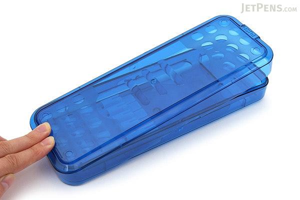 Sun-Star Arm Pencil Case - Blue - SUN-STAR S1000608