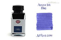 Aurora Blue Ink - 45 ml Bottle - AURORA 125B