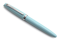 Aurora Style Gemstone Aquamarine Fountain Pen - Broad Nib - AURORA E12AC B