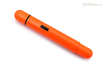 Lamy Pico Pocket Ballpoint Pen - 0.7 mm Medium Point - Laser Orange - Special Edition - LAMY L288LE