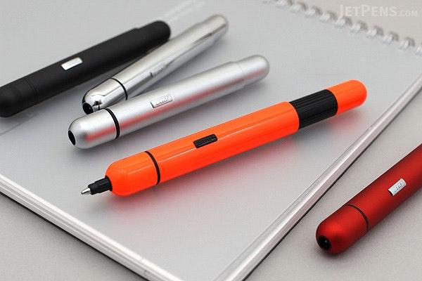 Lamy Pico Pocket Ballpoint Pen - 0.7 mm Medium Point - White - LAMY 288WE