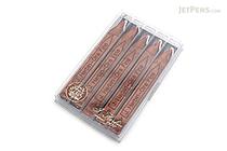 J. Herbin Kings' Sealing Wax with Wick - Copper - Pack of 5 - J. HERBIN H322/06