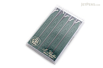 J. Herbin Kings' Sealing Wax with Wick - Forest Green - Pack of 5 - J. HERBIN H322/30