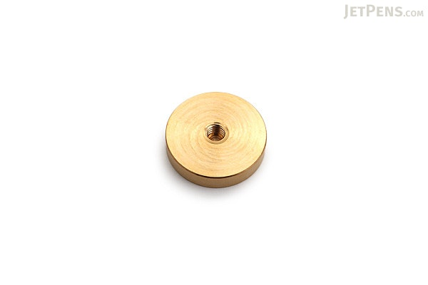 J. Herbin Brass Wax Seal - Script P - J. HERBIN H403/16