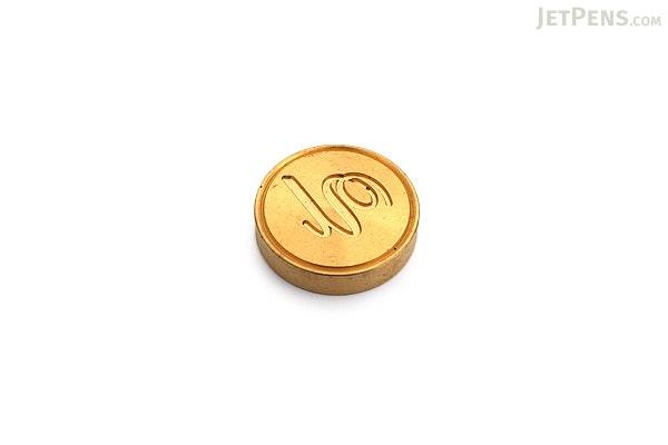 J. Herbin Brass Wax Seal - Script U - J. HERBIN H403/21