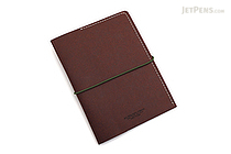 A.G. Spalding & Bros Paper Notebook Cover - Brown - RAYMAY BRC150E
