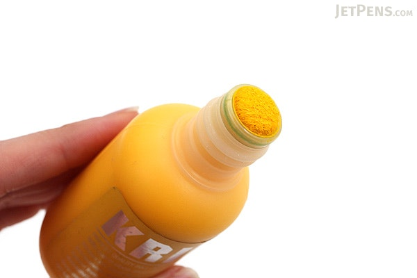 Krink K-60 Squeezable Paint Marker - Yellow - KRINK K-60 YELLOW