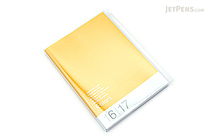 Mark's Tokyo Edge Planner 2017 - Colors - A5 Vertical - Yellow - MARK'S 17DRI-HV02-YE